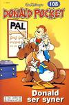 Cover Thumbnail for Donald Pocket (1968 series) #108 - Donald ser syner [2. utgave bc 239 02]