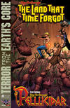 Cover Thumbnail for Edgar Rice Burroughs' The Land That Time Forgot/Pellucidar: Terror from the Earth's Core (2017 series) #3 [Main Cover A]