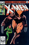Cover for The Uncanny X-Men (Marvel, 1981 series) #173 [Direct]