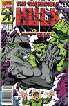 Cover Thumbnail for The Incredible Hulk (1968 series) #376 [Newsstand]