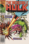 Cover Thumbnail for The Incredible Hulk (1968 series) #318 [Newsstand]