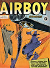 Cover for Airboy Comics (Thorpe & Porter, 1953 series) #5