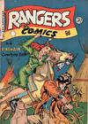 Cover for Rangers Comics (H. John Edwards, 1950 ? series) #16