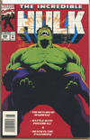 Cover for The Incredible Hulk (Marvel, 1968 series) #408 [Newsstand]