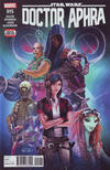 Cover for Doctor Aphra (Marvel, 2017 series) #15 [Ashley Witter]
