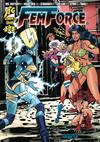 Cover for FemForce (AC, 1985 series) #175