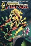 Cover for FemForce (AC, 1985 series) #177 [Cover A Jacob Bear 'Firebeam']