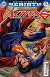 Cover for Action Comics (DC, 2011 series) #986 [Neil Edwards & Jeromy Cox Cover]