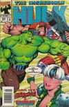 Cover for The Incredible Hulk (Marvel, 1968 series) #409 [Newsstand]