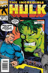 Cover for The Incredible Hulk (Marvel, 1968 series) #410 [Newsstand]