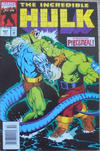 Cover for The Incredible Hulk (Marvel, 1968 series) #407 [Australian]