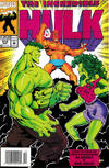 Cover for The Incredible Hulk (Marvel, 1968 series) #412 [Newsstand]