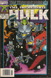Cover for The Incredible Hulk (Marvel, 1968 series) #413 [Newsstand]