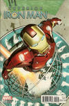 Cover for Superior Iron Man (Marvel, 2015 series) #9 [Mike Mayhew NYC Variant]