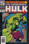 Cover for The Incredible Hulk (Marvel, 1968 series) #416 [Newsstand]