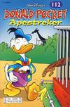 Cover Thumbnail for Donald Pocket (1968 series) #112 - Apestreker [3. utgave bc 239 15]
