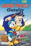 Cover Thumbnail for Donald Pocket (1968 series) #119 - Gateliv [3. utgave bc 239 15]