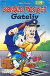 Cover Thumbnail for Donald Pocket (1968 series) #119 - Gateliv [3. utgave bc 277 66]
