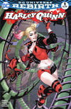 Cover Thumbnail for Harley Quinn (2016 series) #1 [Midtown Comics Exclusive Terry Dodson Color Variant]