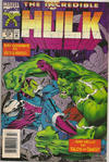 Cover for The Incredible Hulk (Marvel, 1968 series) #419 [Newsstand]