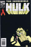 Cover Thumbnail for The Incredible Hulk (1968 series) #420 [Newsstand]