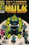 Cover Thumbnail for The Incredible Hulk (1968 series) #424 [Newsstand]