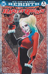 Cover for Harley Quinn (DC, 2016 series) #1 [Aspen Comics Michael Turner Color Ultimate Puddin' Cover]