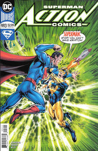 Cover Thumbnail for Action Comics (DC, 2011 series) #993