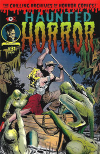 Cover Thumbnail for Haunted Horror (IDW, 2012 series) #31