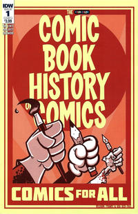 Cover Thumbnail for Comic Book History of Comics Volume 2 (IDW, 2017 series) #1 [Cover A]