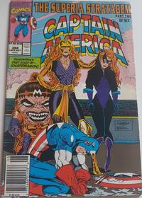 Cover Thumbnail for Captain America (Marvel, 1968 series) #388 [Australian]