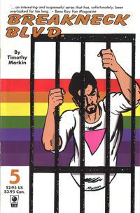 Cover Thumbnail for Breakneck Blvd. (Slave Labor, 1995 series) #5