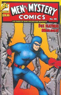 Cover Thumbnail for Men of Mystery Comics (AC, 1999 series) #98
