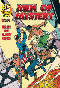 Cover Thumbnail for Men of Mystery Comics (AC, 1999 series) #101