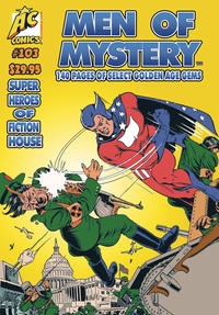 Cover Thumbnail for Men of Mystery Comics (AC, 1999 series) #103