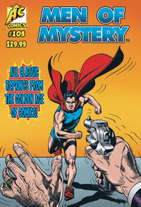 Cover Thumbnail for Men of Mystery Comics (AC, 1999 series) #105