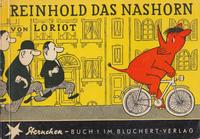 Cover Thumbnail for Reinhold das Nashorn (Blüchert Verlag, 1954 series)