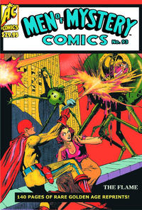 Cover Thumbnail for Men of Mystery Comics (AC, 1999 series) #95