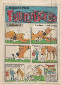 Cover Thumbnail for The Oakland Press Funny Book (The Oakland Press, 1978 series) #47
