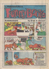 Cover Thumbnail for The Oakland Press Funny Book (The Oakland Press, 1978 series) #52