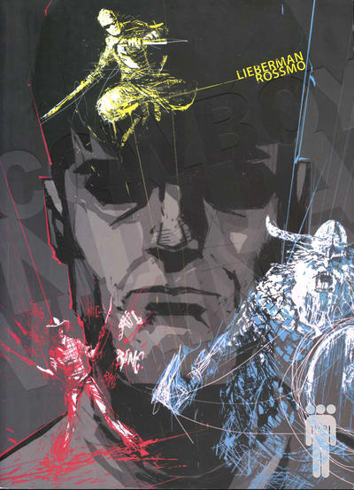 Cover for Cowboy Ninja Viking (Image, 2010 series) #2
