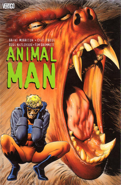 Cover for Animal Man (DC, 1991 series)