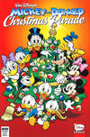 Cover for Mickey and Donald Christmas Parade (IDW, 2015 series) #3