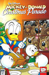 Cover for Mickey and Donald Christmas Parade (IDW, 2015 series) #3 [Cover B - Daniel Branca Variant Artwork]