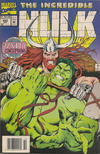 Cover Thumbnail for The Incredible Hulk (1968 series) #422 [Newsstand]