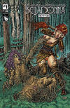 Cover Thumbnail for Belladonna: Fire and Fury (2017 series) #1 [Wraparound Nude Cover]