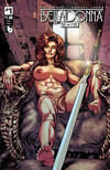 Cover Thumbnail for Belladonna: Fire and Fury (2017 series) #1 [Noble Topless Cover]