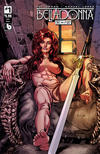 Cover Thumbnail for Belladonna: Fire and Fury (2017 series) #1 [Noble Sunset Cover]