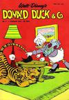 Cover for Donald Duck & Co (Hjemmet / Egmont, 1948 series) #5/1967
