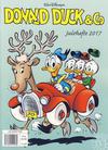 Cover for Donald Duck & Co julehefte (Hjemmet / Egmont, 1968 series) #2017 [Bokhandelutgave]
